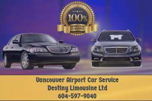 Vancouver Airport Car Service